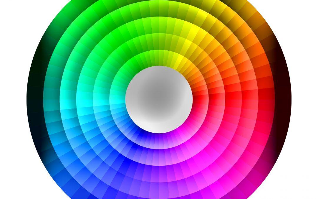 Qu'est-ce qu'un nuancier de couleur?